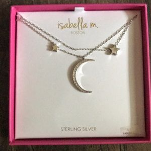Stars ⭐️ and moon 🌙 necklace